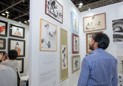 Nairy Shahinian Photography - Japanese Pavilion at World Art Dubai 2019-52_R